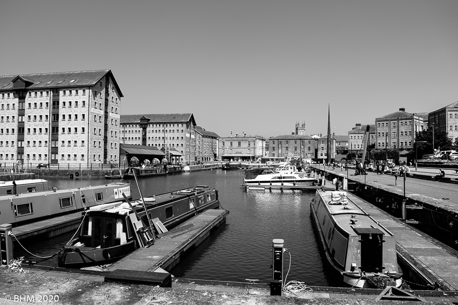 Gloucester Docks... / Photography by Tugmaster / Uploaded 20th May 2020 @ 09:14 PM