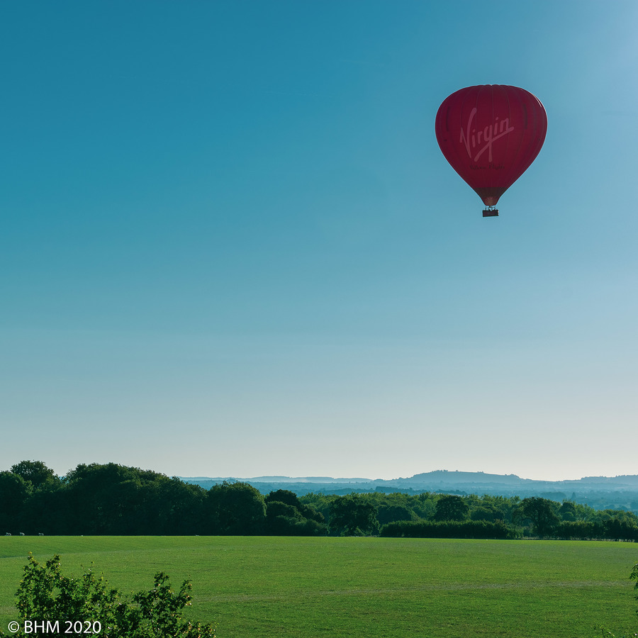 Virgin Balloon... / Photography by Tugmaster / Uploaded 28th May 2020 @ 01:21 PM