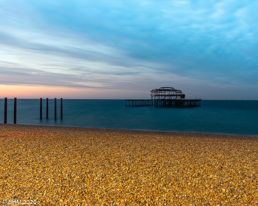 Sunrise @ the Pier... / Photography by Tugmaster / Uploaded 19th June 2020 @ 12:30 PM