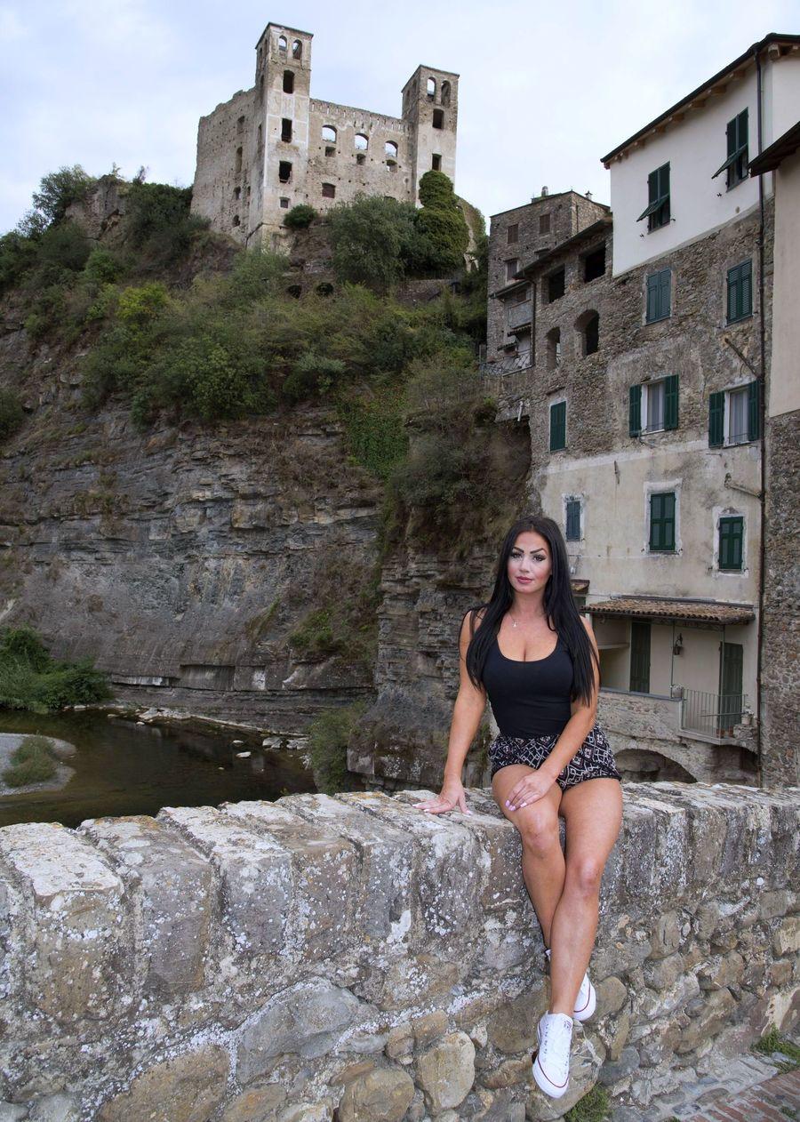 Italy. / Photography by Dolceacqua, Model Jess Harrington / Uploaded 11th October 2021 @ 04:31 PM