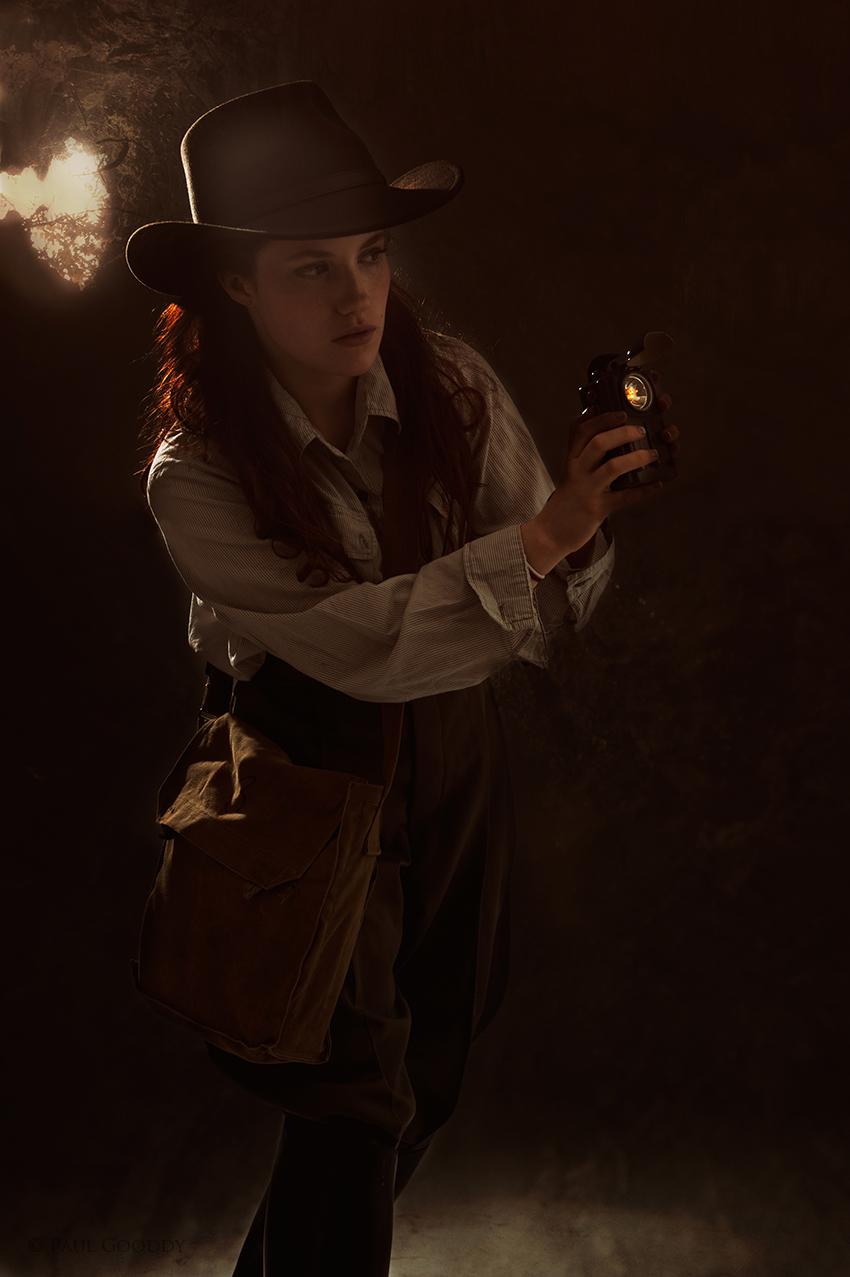 HollyAlana Jones pt 2 / Photography by Paul Gooddy / Uploaded 17th May 2014 @ 10:15 AM
