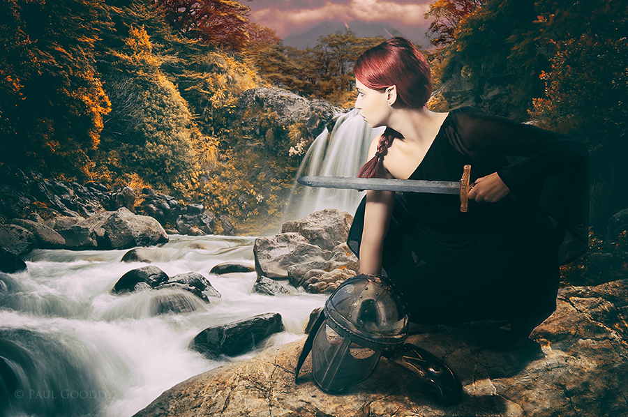 Ithilien / Photography by Paul Gooddy, Model Bad Dolly, Post processing by Paul Gooddy / Uploaded 18th October 2014 @ 09:26 AM