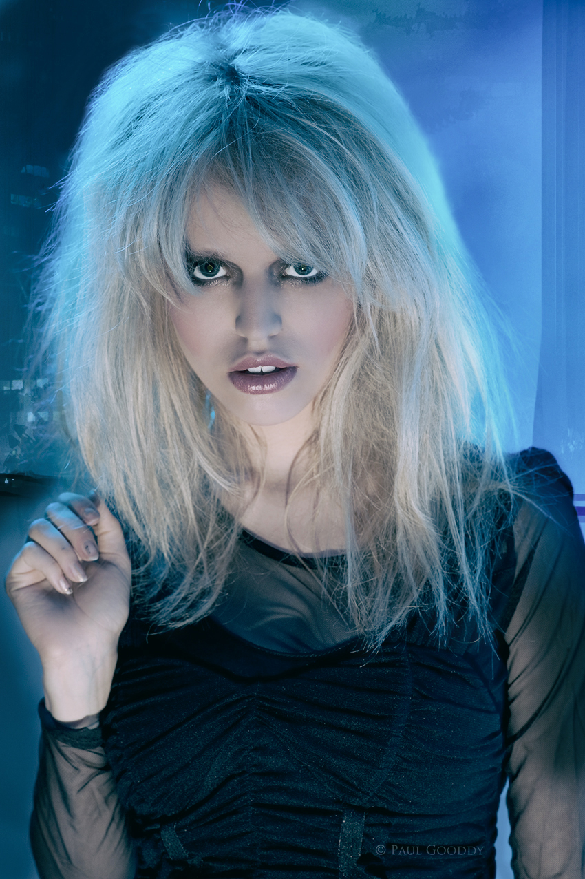Pris / Photography by Paul Gooddy, Model Angel., Makeup by Jules Robson / Uploaded 19th September 2014 @ 11:07 AM