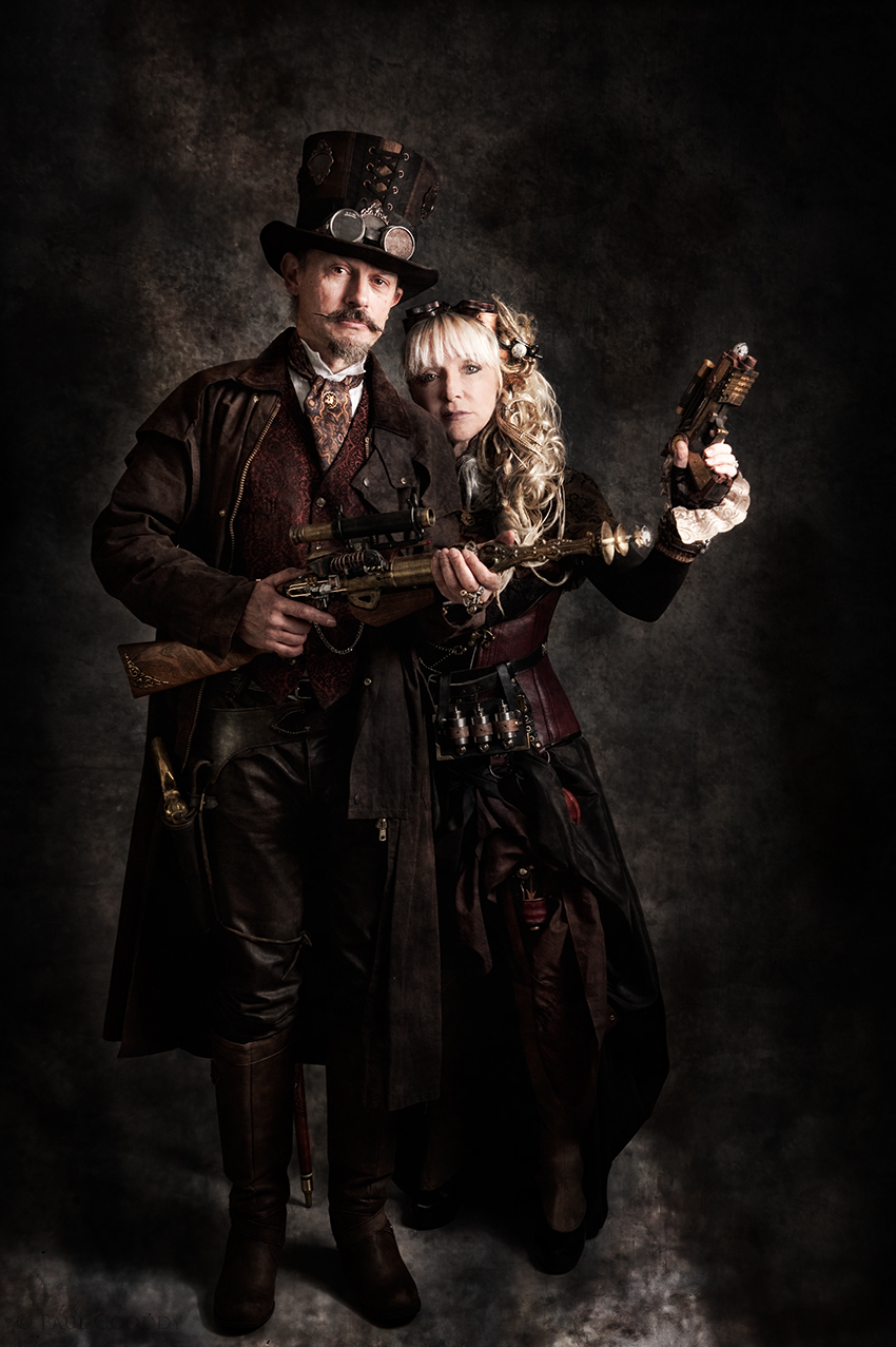 Steampunk / Photography by Paul Gooddy / Uploaded 1st December 2013 @ 05:18 PM