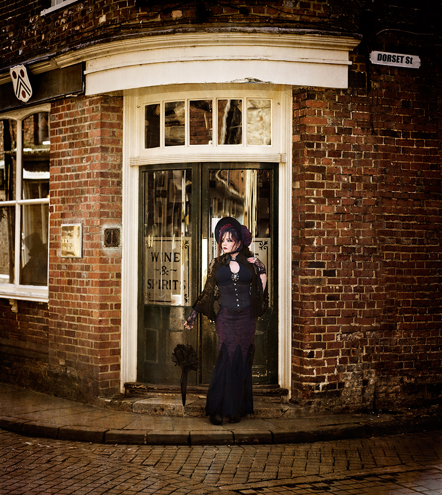 Ripper Street / Photography by Paul Gooddy, Model Azadeh / Uploaded 10th March 2016 @ 09:27 AM