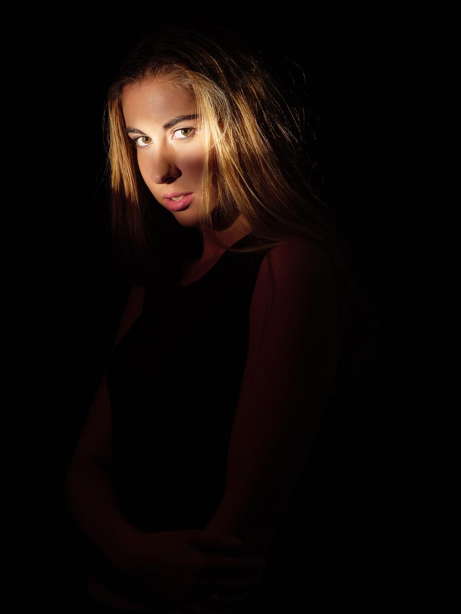 The eyes have it. / Photography by daveb675, Model Jennifer Bardsley, Taken at Mick Payton Studios / Uploaded 13th October 2021 @ 11:11 AM