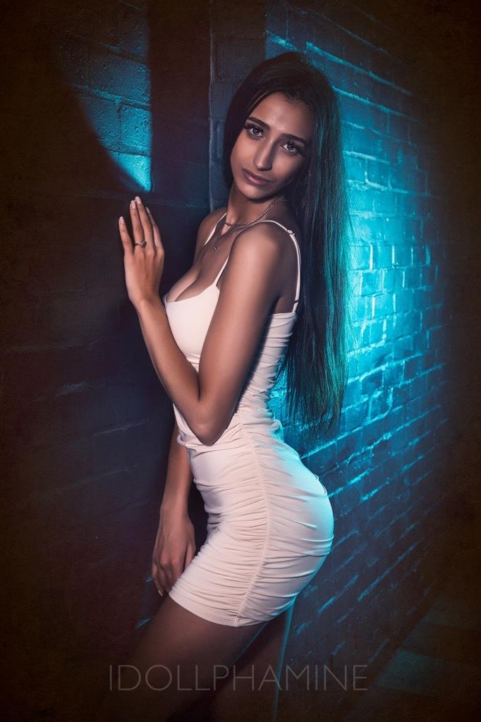 Gelled bricks. / Photography by idollphamine photo/retoucher, Model FrancescaJadee / Uploaded 18th September 2020 @ 05:34 PM
