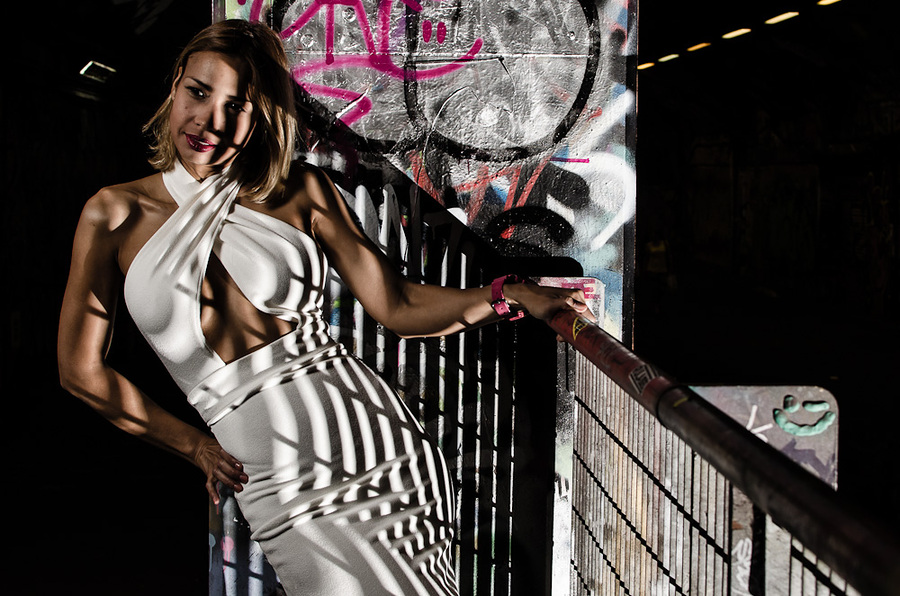 Maria with Shadows / Photography by MD Foto / Uploaded 2nd August 2013 @ 01:18 PM