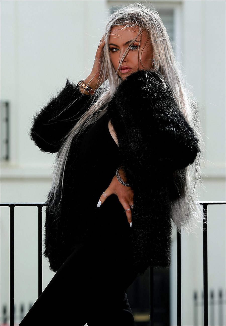 The 1st image from a shoot with a 1st Timer! / Photography by Tony Baker / Uploaded 23rd May 2020 @ 11:14 PM