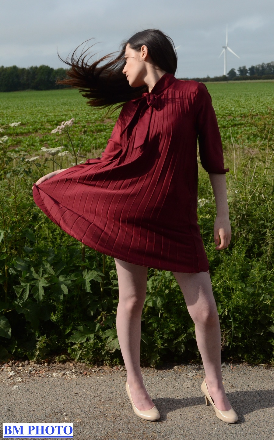 The Waft / Photography by BMPhotoVideo, Model Rachel Emma / Uploaded 28th June 2020 @ 07:44 PM