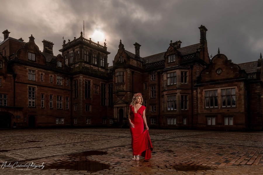 Bridal shoot / Model lucy elms / Uploaded 30th March 2020 @ 10:48 PM