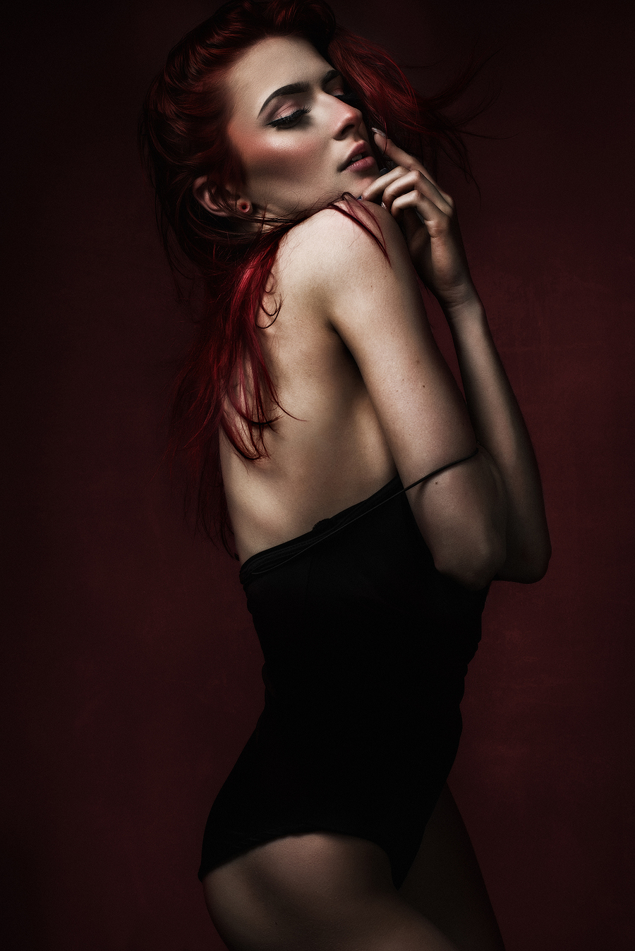Photography by Andy Park, Model Ell Mae, Post processing by Andy Park / Uploaded 6th March 2020 @ 09:24 PM