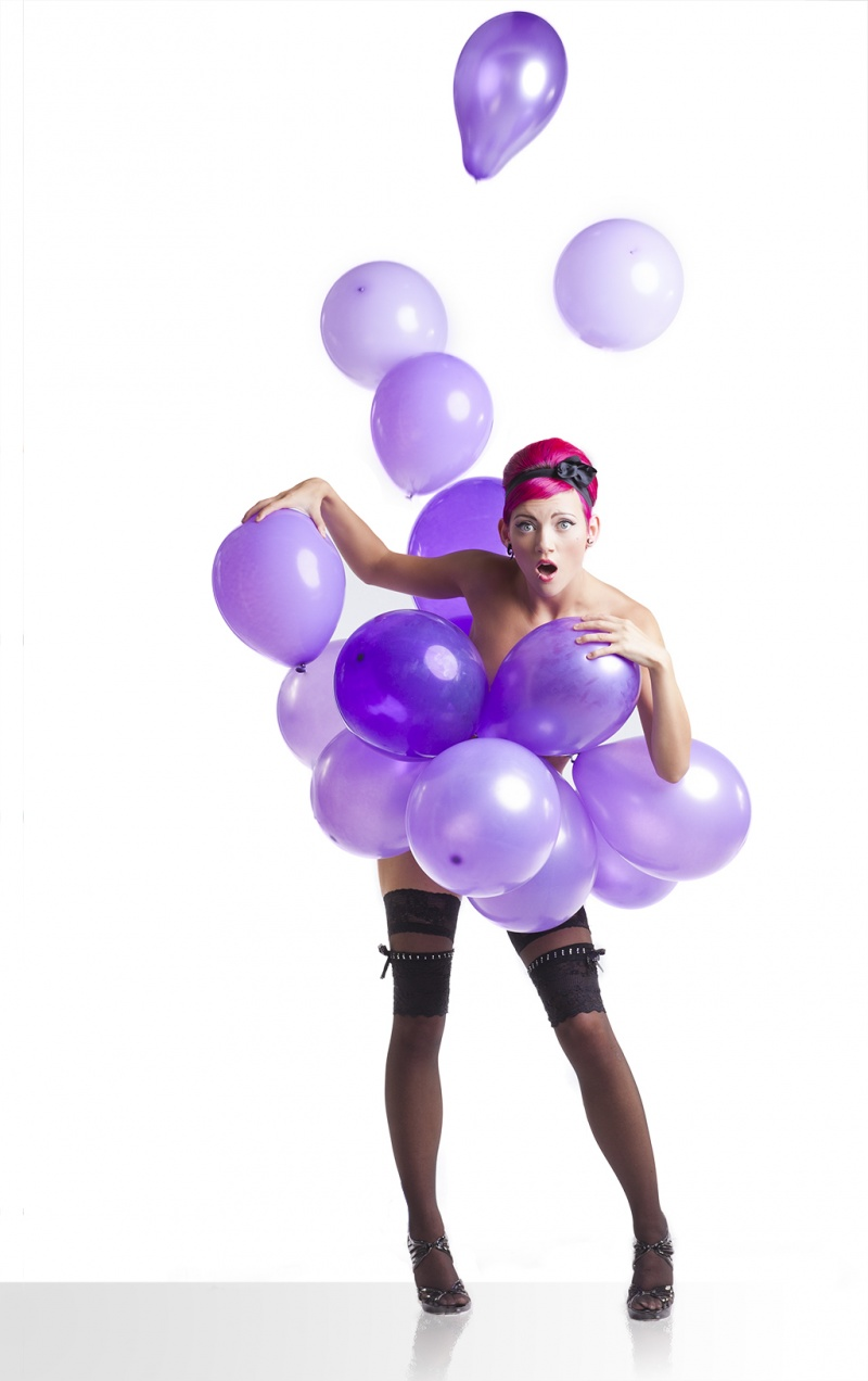 Balloon Dancer In Peril / Photography by The Chaos Engineers / Uploaded 20th June 2013 @ 04:51 PM