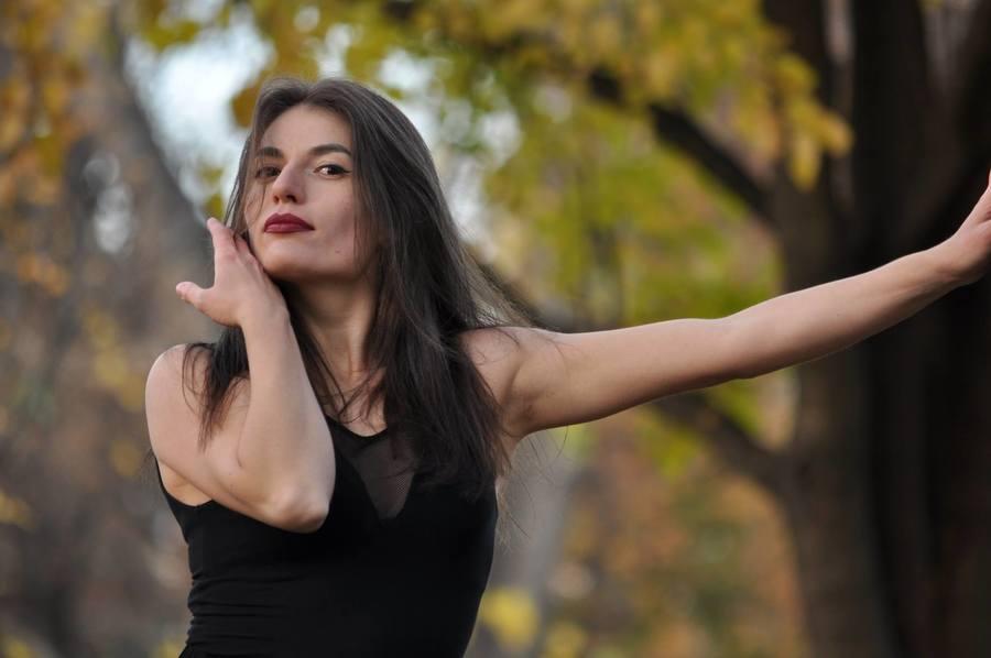 Model Sitara Bakirova / Uploaded 22nd January 2020 @ 12:54 PM