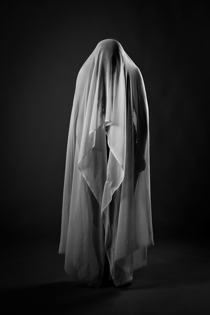 Ghost / Photography by Gadzooks Photography, Taken at Ian's Studio / Uploaded 2nd July 2013 @ 07:45 PM