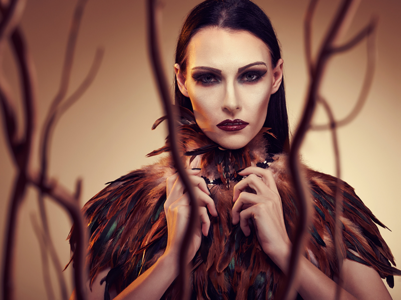 Morrigan / Photography by Julian M Kilsby, Model Avant Garde / Uploaded 24th September 2014 @ 07:09 PM