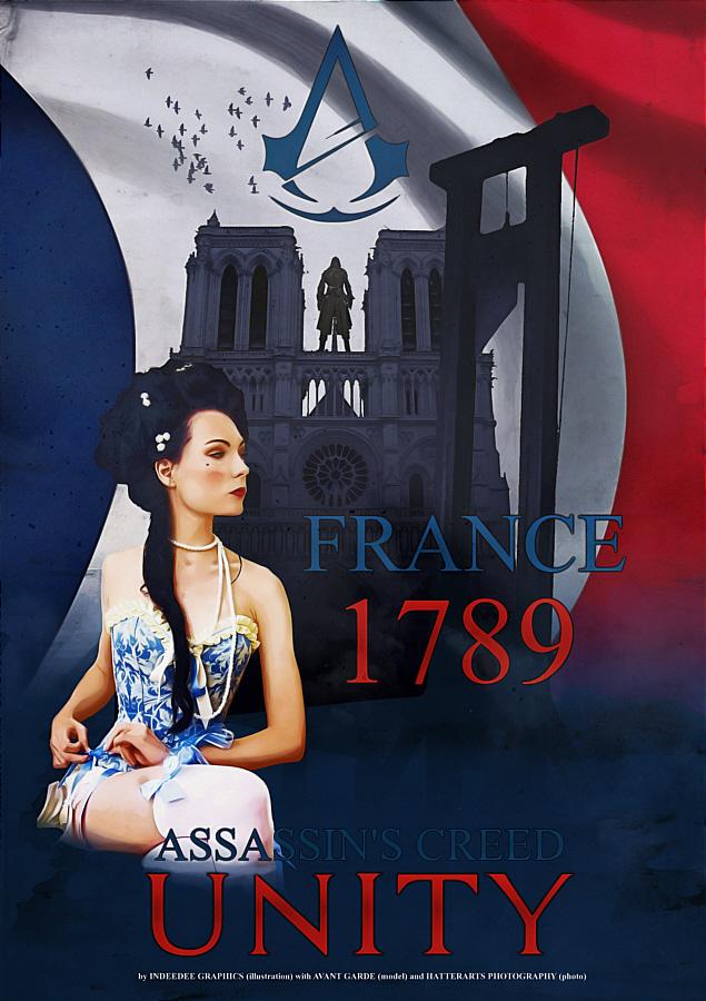 Indeedee in revolutionary France / Model Avant Garde / Uploaded 8th April 2014 @ 07:52 PM