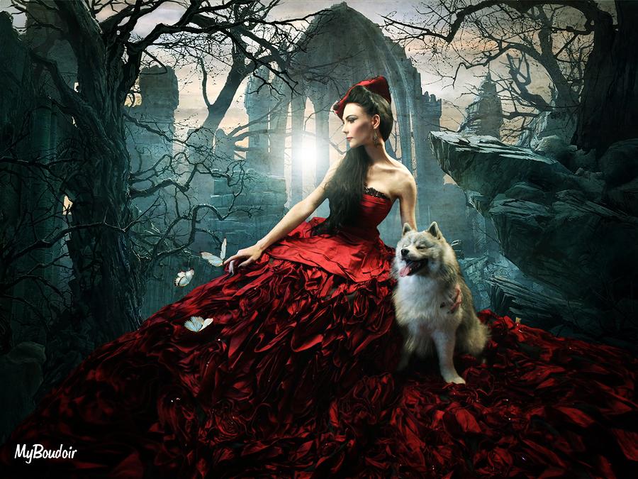 Red Dawn / Model Avant Garde / Uploaded 2nd October 2014 @ 05:30 PM