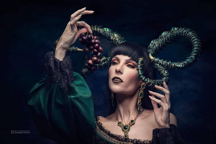 Grapes of wrath / Photography by Quality Pixels, Model Avant Garde, Makeup by Avant Garde / Uploaded 11th September 2019 @ 12:36 PM