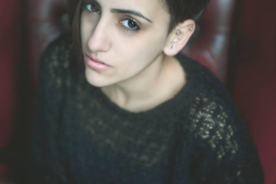 Model Sophia Andreou / Uploaded 27th December 2013 @ 02:09 PM