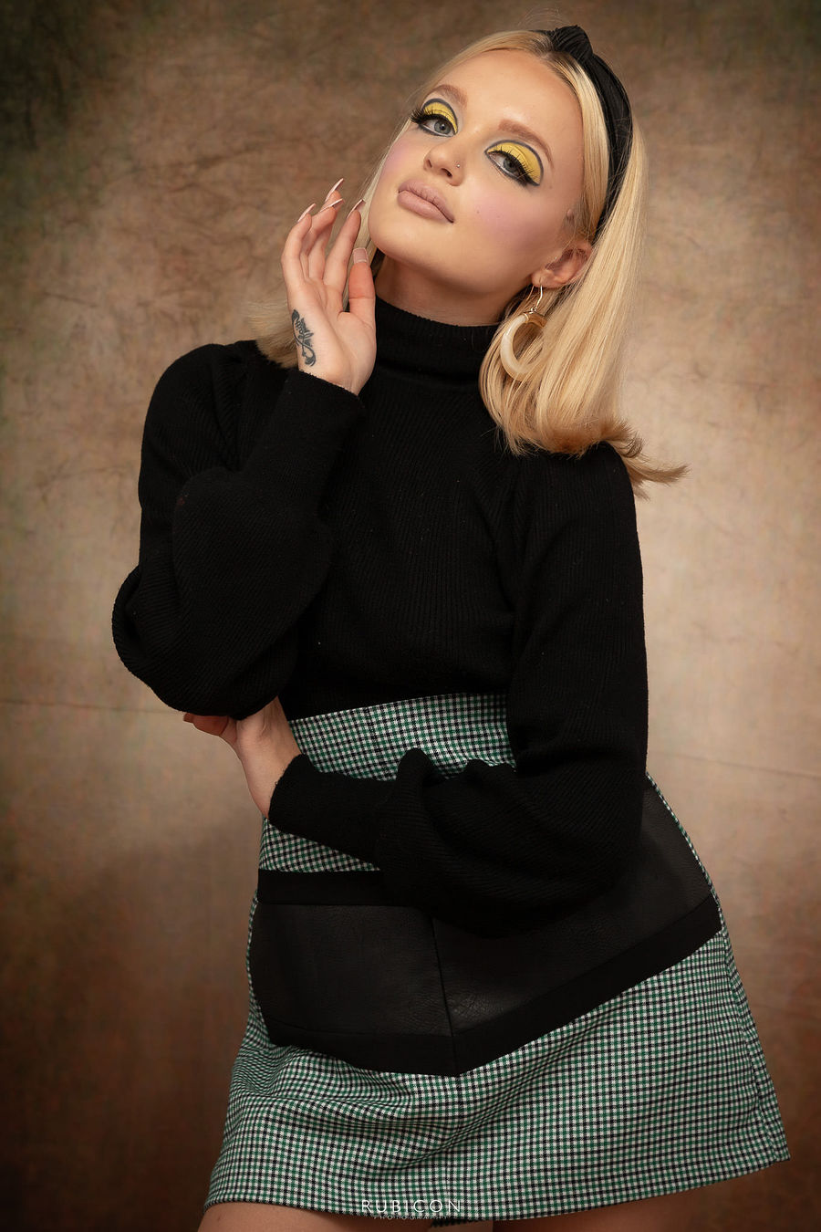 60's vibe / Photography by RUBICON PHOTOGRAPHY, Model Katey Model, Makeup by Kerry Claire / Uploaded 5th October 2020 @ 09:50 PM
