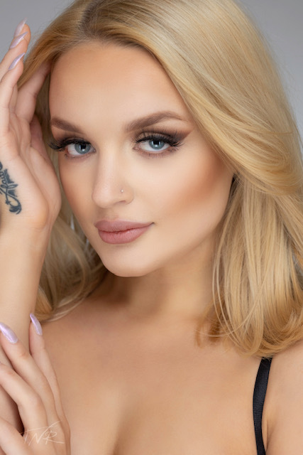 Beauty work with TNR / Photography by TNR, Model Katey Model / Uploaded 20th January 2021 @ 09:59 AM