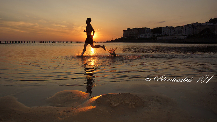 The-Runner / Photography by Blindasabat101 / Uploaded 22nd August 2014 @ 06:36 PM