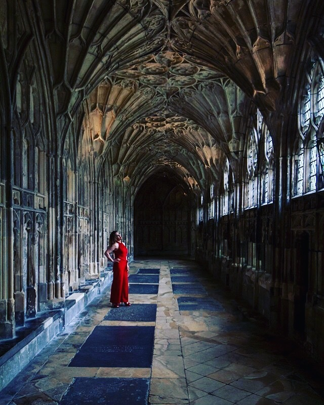 Red in the cathedral / Photography by Mark Zygo, Post processing by Mark Zygo / Uploaded 3rd May 2019 @ 09:55 AM