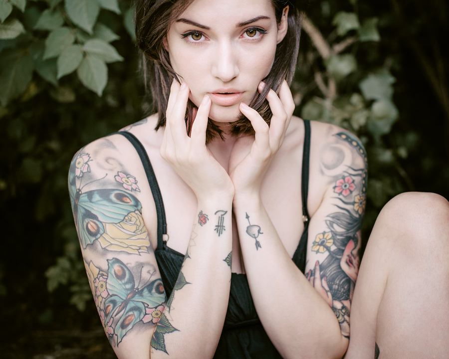 Elena Wood / Photography by Frank Yu, Post processing by Frank Yu / Uploaded 8th August 2013 @ 10:27 PM