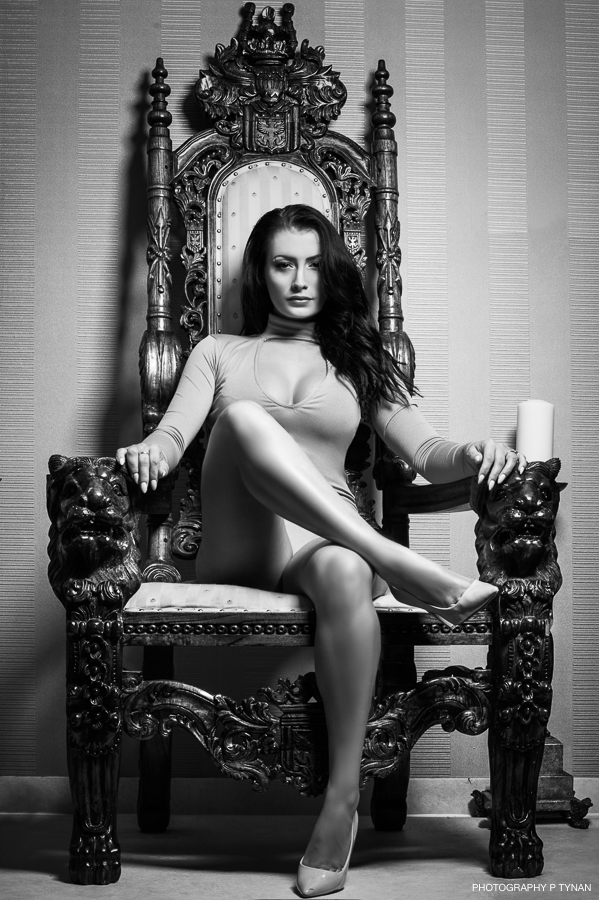 'A Game Of Thrones' / Photography by The Photographer's Assistant, Model KelliSmith, Post processing by The Photographer's Assistant / Uploaded 6th August 2017 @ 11:47 AM