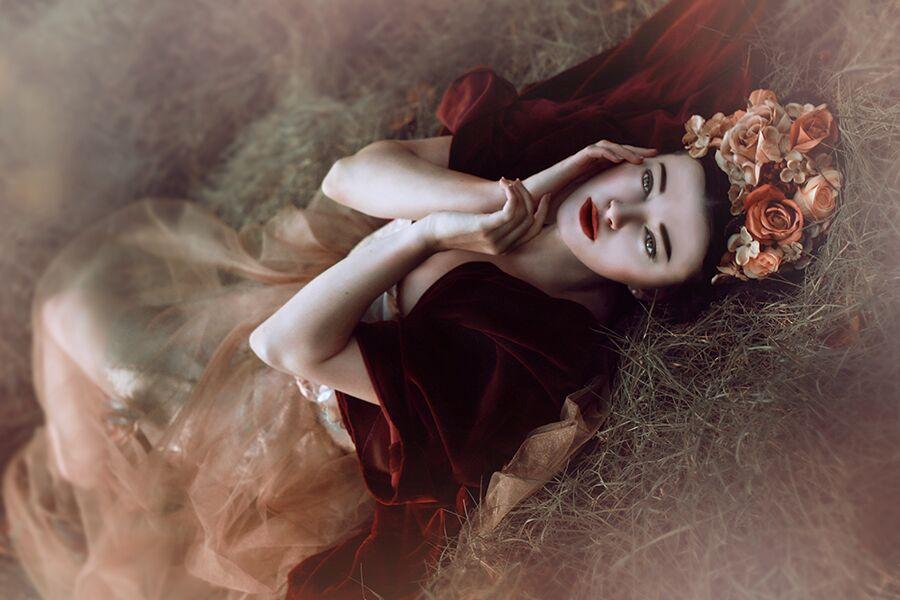Fallen from grace / Model Helen Diaz, Makeup by Helen Diaz / Uploaded 25th October 2015 @ 10:16 PM