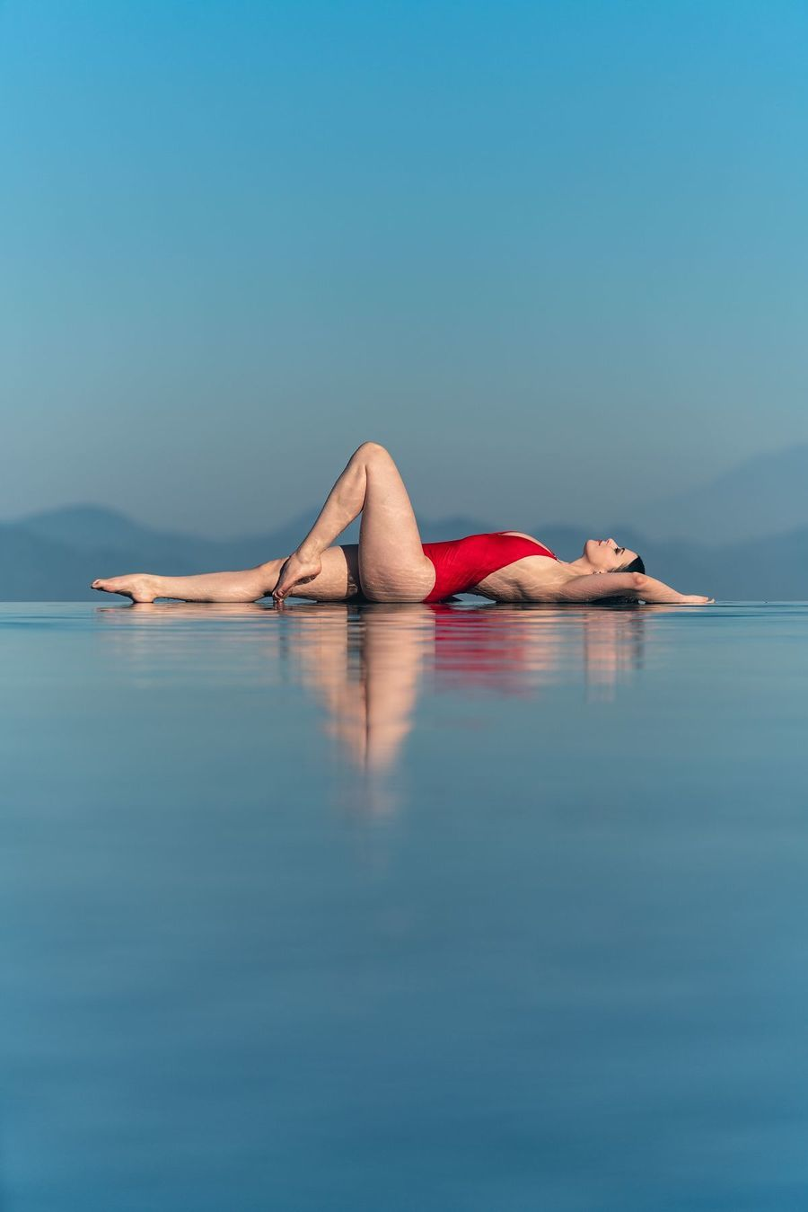 Life's reflections- Bali. / Photography by Roger123456, Model Helen Diaz, Makeup by Helen Diaz, Stylist Helen Diaz / Uploaded 22nd May 2018 @ 08:28 AM