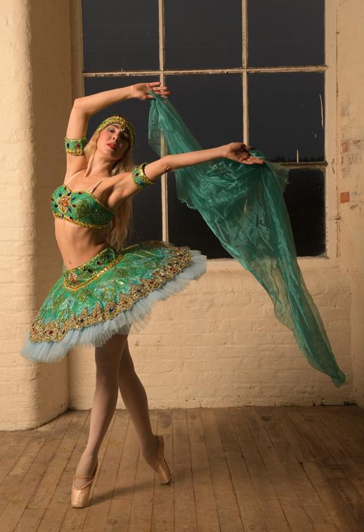Jade Maiden / Photography by Barbara Jenkin, Model freespirit, Taken at HallamMill (Truedefinition) / Uploaded 30th October 2016 @ 06:24 PM