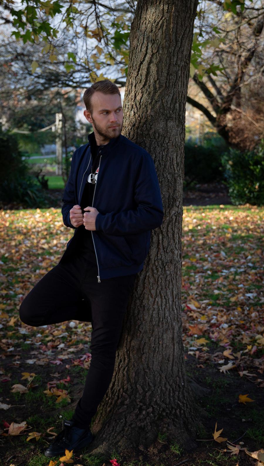 Photography by Fran Stockwell, Model Luke Ellis / Uploaded 15th January 2021 @ 05:10 PM