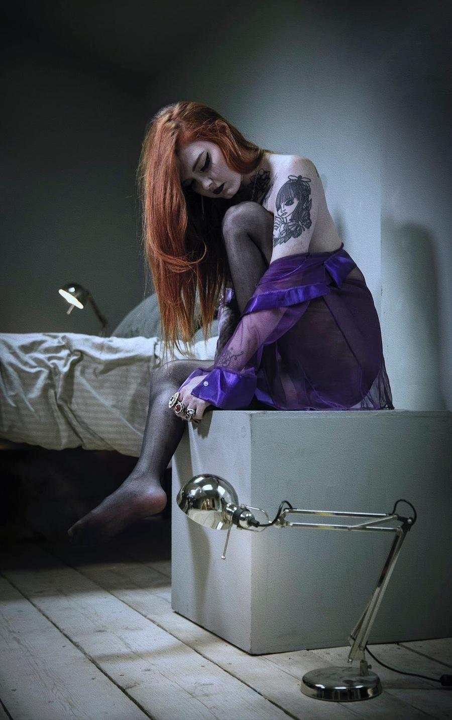Model Violet Grey / Uploaded 29th August 2021 @ 05:54 AM