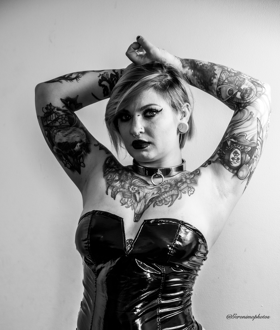 Photography by Mark Geronimo, Model Jayne Horror / Uploaded 28th August 2021 @ 01:24 PM