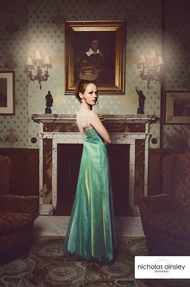 Ednam house / Photography by nicholas_ainsley, Model Gemma  Rose, Stylist Gemma  Rose / Uploaded 23rd September 2013 @ 08:10 AM