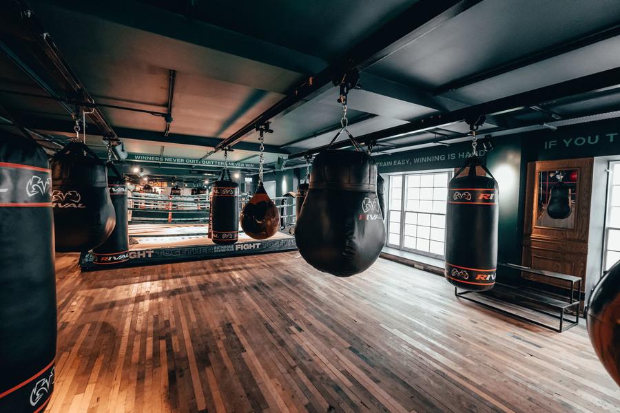 Taken at Rathbone Boxing Club / Uploaded 5th December 2020 @ 04:01 PM