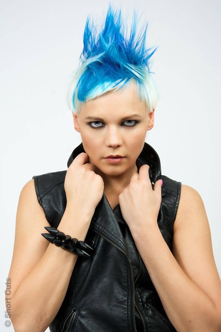 Kseniya / Photography by Stephen Norris, Model Kseniya, Hair styling by Chris Evans / Uploaded 23rd November 2014 @ 01:15 PM