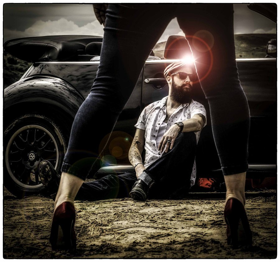 She's got legs she knows how to use them / Photography by S T R A N G E~S O U L, Models Johnny O, Models Lelly D / Uploaded 8th July 2017 @ 10:10 PM