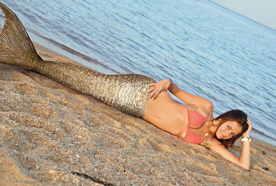 Mermaid / Model Angelina Simon / Uploaded 28th August 2021 @ 07:59 PM