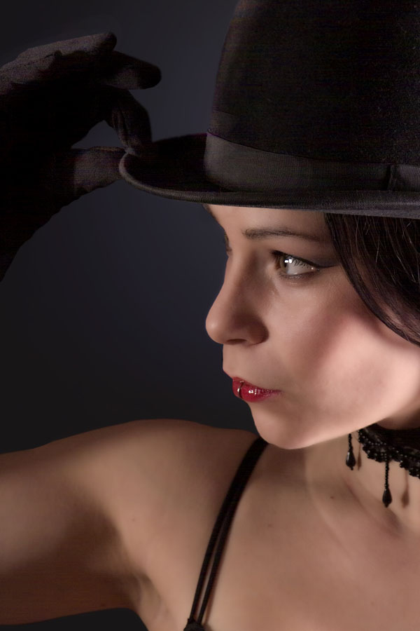 Tipping the hat / Photography by TonyC-Photography / Uploaded 7th August 2013 @ 12:26 AM
