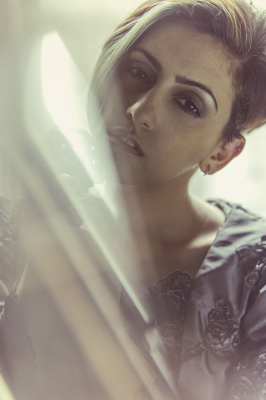 Pit / Model Sophia Andreou, Makeup by Laura Shipman MUAH / Uploaded 18th August 2014 @ 11:55 PM