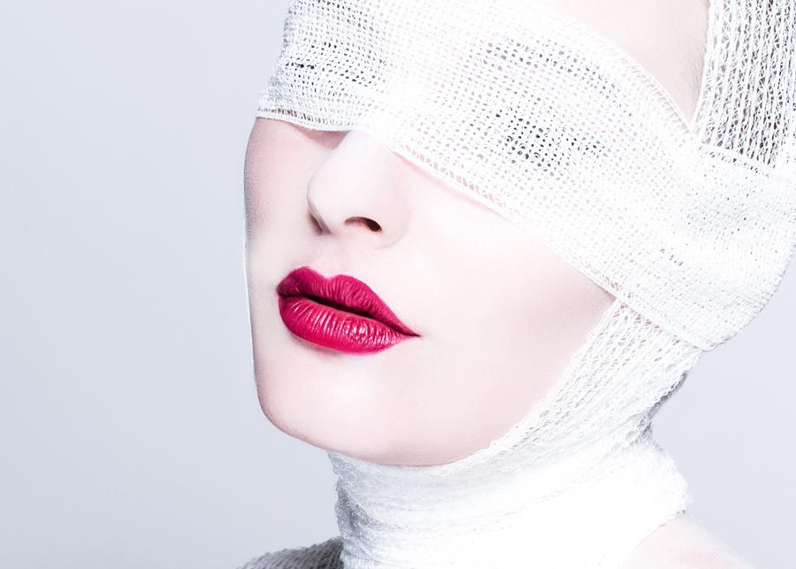 Medical Beauty / Model Holly Alexander, Makeup by Laura Shipman MUAH / Uploaded 1st January 2015 @ 10:44 PM