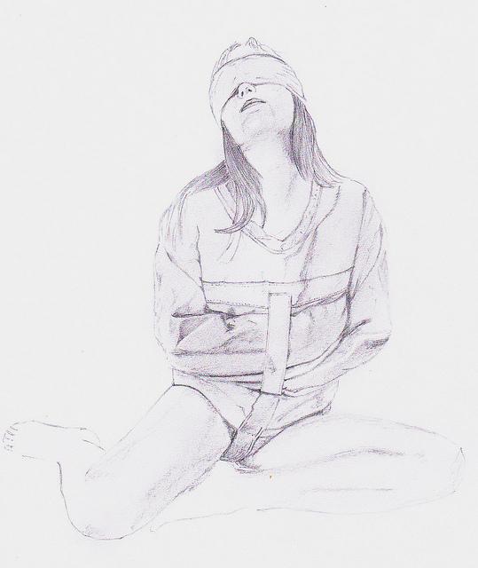 Straightjacket / Artwork by Neil Bak / Uploaded 18th August 2013 @ 01:32 PM