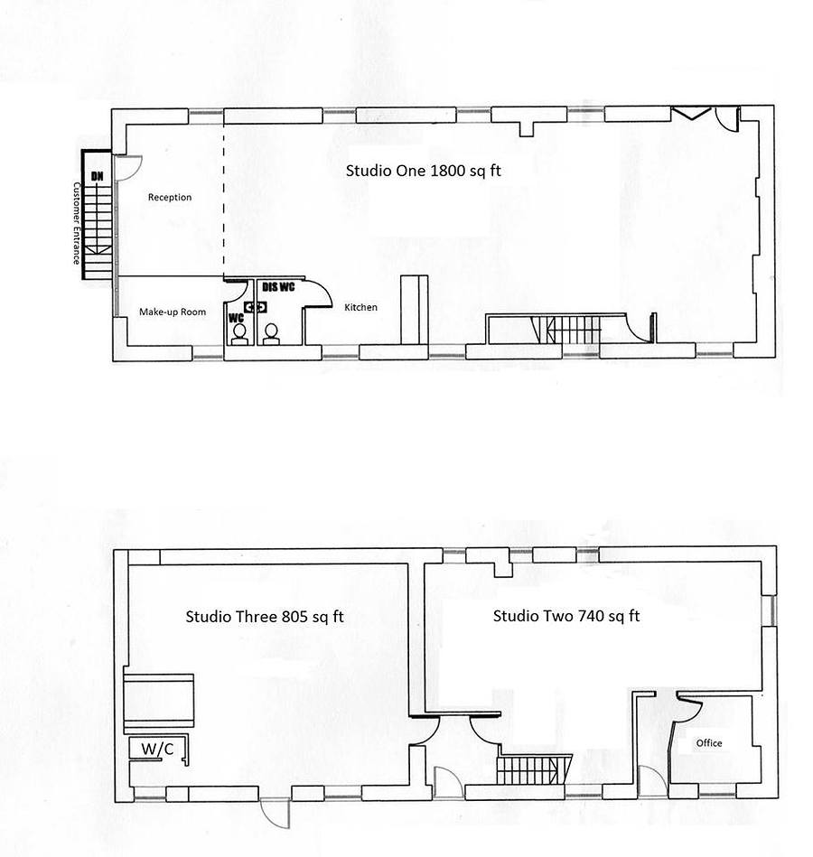Floor Plan / Taken at Millwood Photography Studio / Uploaded 8th January 2014 @ 05:12 PM