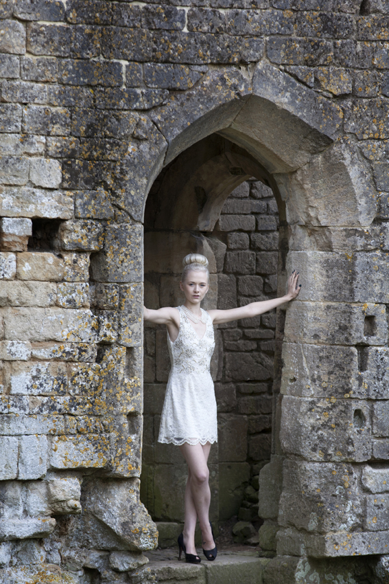 I'm the queen of this castle  / Photography by Nik Sheppard, Model KRG / Uploaded 14th September 2013 @ 10:28 PM