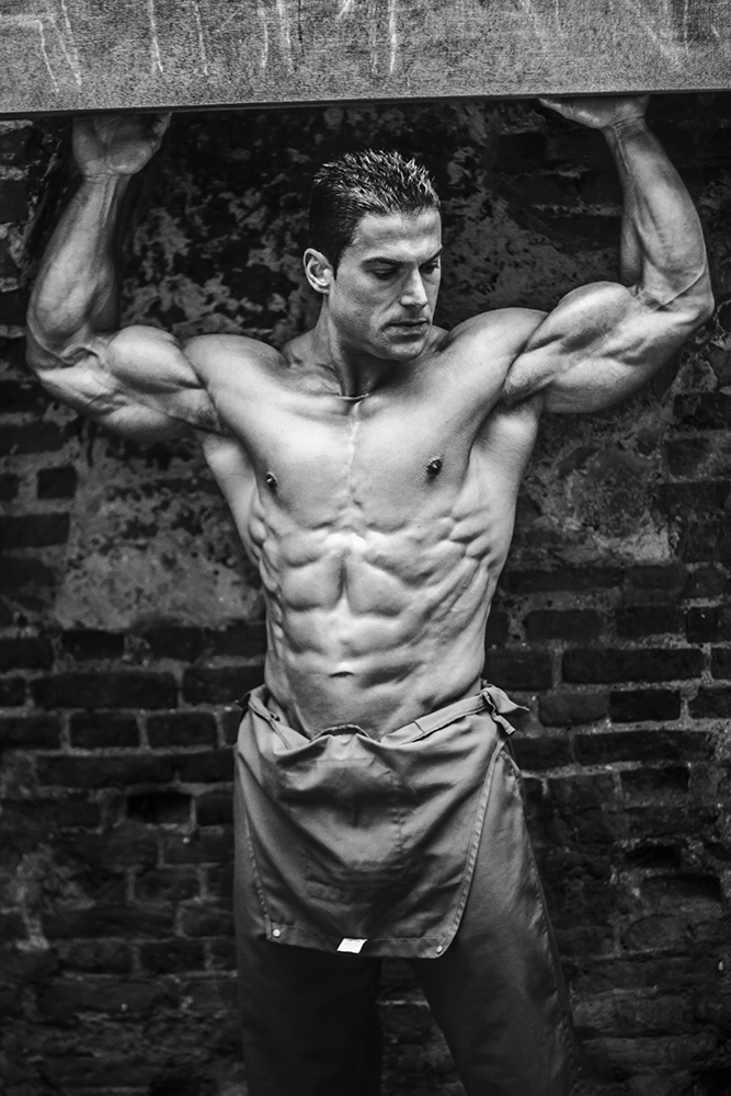 Silvio Simac - Fitness / Photography by A.J. Singh / Uploaded 19th November 2013 @ 02:01 AM