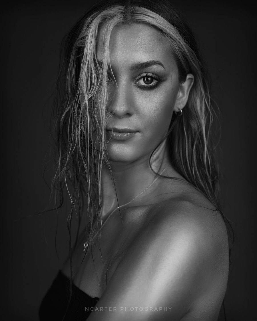 Wet look photo shoot  / Photography by Nick Carter, Model ELANNA SMITH, Makeup by HL Artistry / Uploaded 29th August 2021 @ 08:34 AM