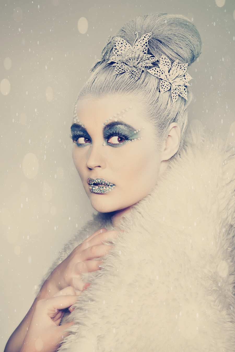 Snow Queen / Photography by Si Drew, Taken at Loud and Flashy / Uploaded 29th November 2014 @ 11:44 PM